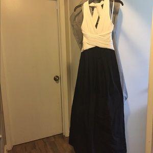 Formal BCBG gown